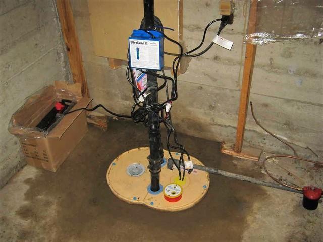 Installation d'un système de pompe de puisard TripleSafe® à Beaconsfield !