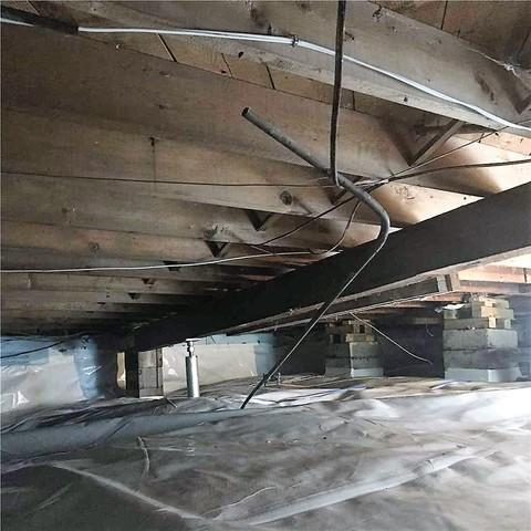 Crawlspace Encapsulation in Gatineau,QC