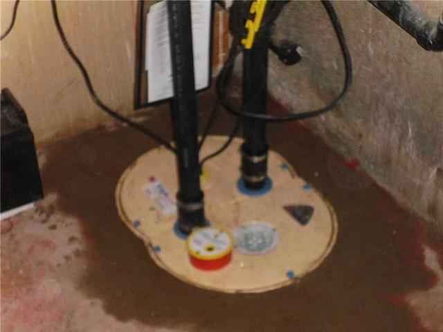 Basement Waterproofing in Rosemère