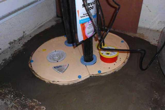 Water Infiltration Problems in Saint-Lambert