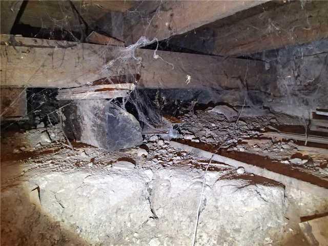 Crawl Space Repair in Montreal
