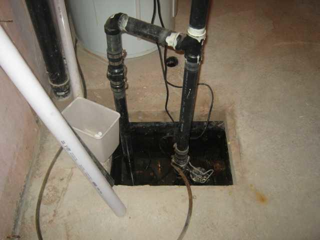 Sump pump Installation in Saint-Lazare