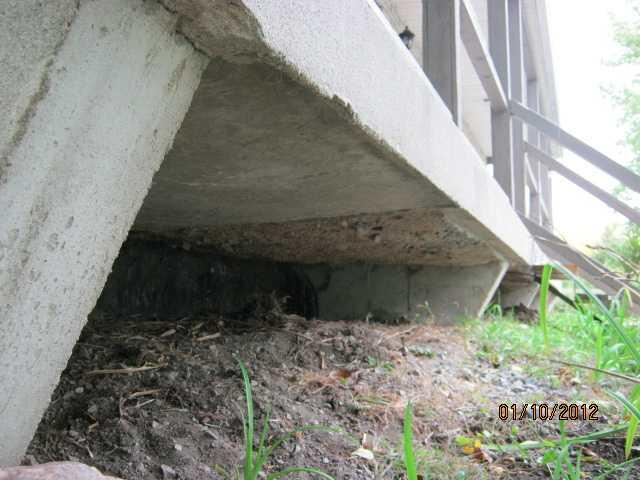 Stabilization of a Foundation in Pincourt, Qc