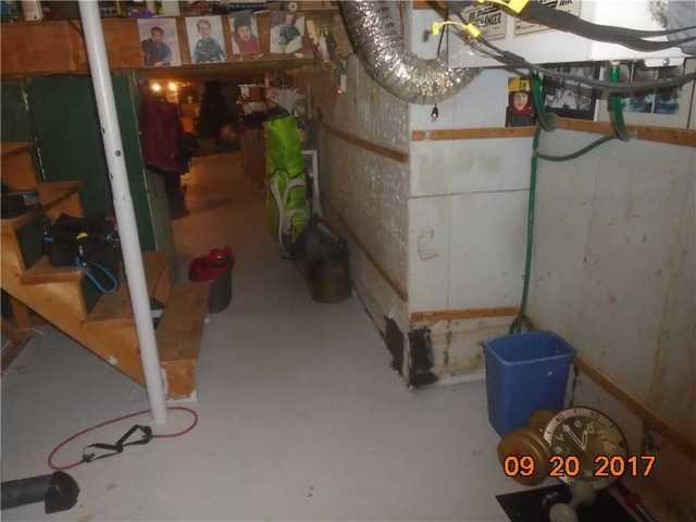 Un grand sous-sol imperméabilisé à Vaudreuil-sur-le-lac