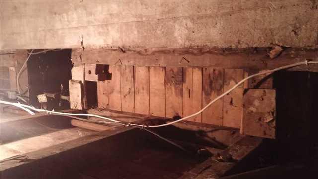 Un vide sanitaire étanche et solide à Saint-Lambert