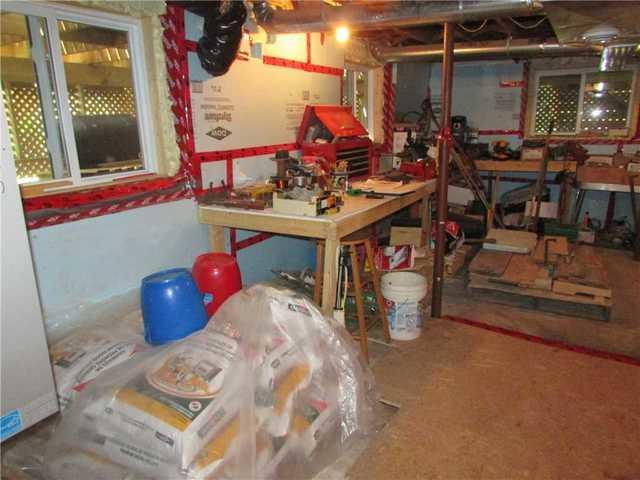 Waterproofed Basement in Sainte-Adele Qc