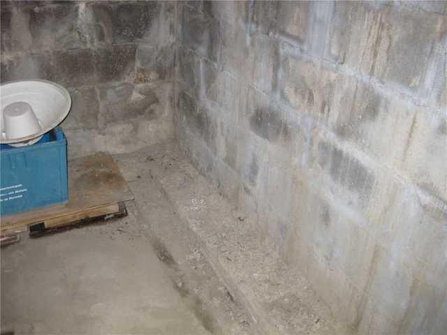 A clean crawl space thanks to our  CleanSpace in Saint-Eustache, Qc