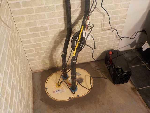 Sump Pump Installed in Sainte-Victoire-de-Sorel, QC