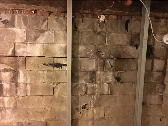 Stabilisation de murs courbés à Sainte-Geneviève