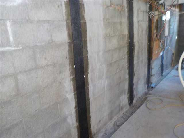 Stabilized Foundation Walls in Piedmont, Qc