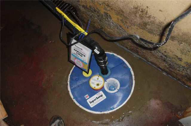 We are happy to have installed our SuperSump system in Montreal-Ouest.