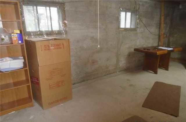 Waterproofing a basement in Lasalle, Qc