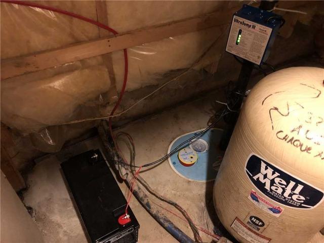 Imperméabilisation d'un sous-sol grâce à la SmartSump à Prévost, Qc. - After Photo