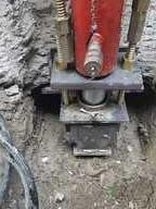 Foundations repaired at Hampstead, Qc