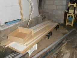 Waterproofing a basement in Greenfield Park, Qc
