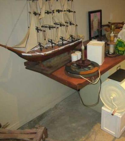 Water problems in a basement in McMasterville, Qc