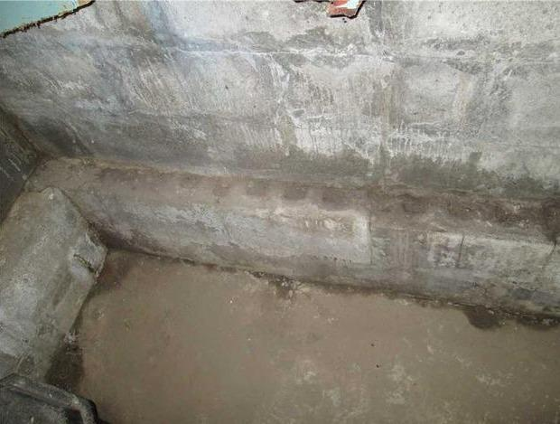 Waterproofing of the basement for resale in Saint-Pie, Qc