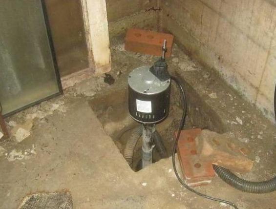 Current pump problem in Roxboro, Qc