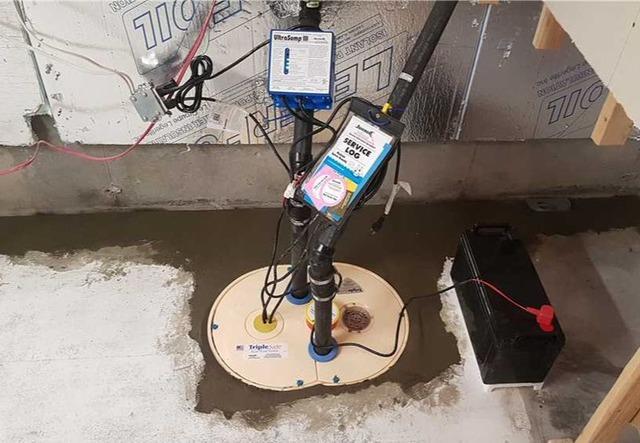 Complete waterproofing before purchase in Saint-Lambert-de-Lauzon, Qc