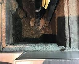 Installation of a SuperSump in Saint-Bruno, Qc