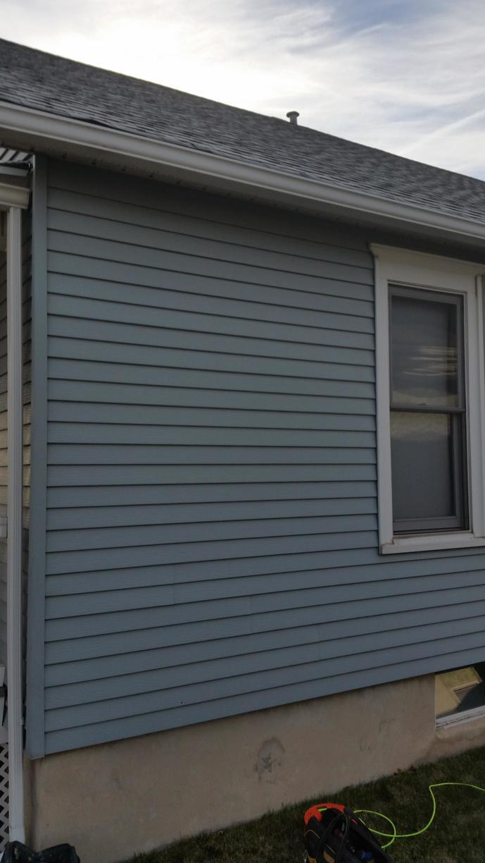 Radon Mitigation in Oglesby, IL - Before Photo