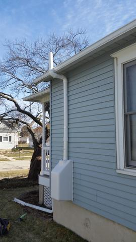 Radon Mitigation in Oglesby, IL - After Photo