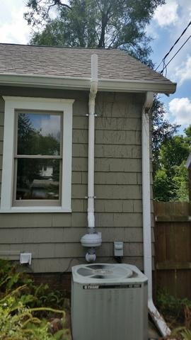 Home Free of Radon Gas in Ottawa, IL. - After Photo