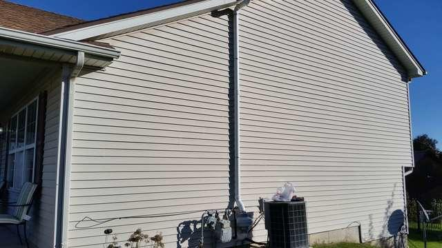 Radon Free Home in Ottawa, IL - After Photo