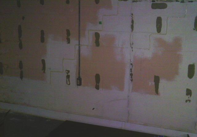 Foundation Walls Stabilized in Morton, IL