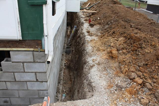 Foundation wall Replacement in Des Moines, IA