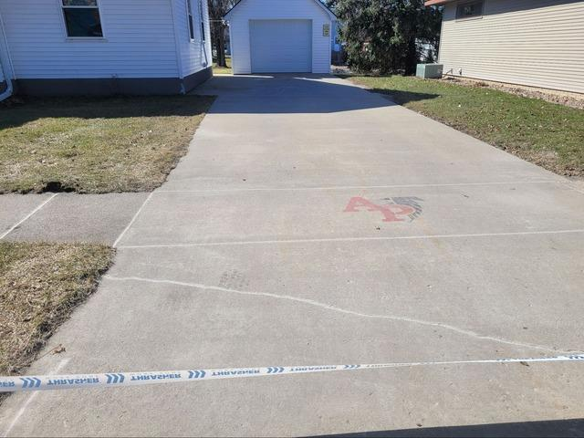 Shifting Concrete in Parkersburg, IA Stabilized with NexusPro Joint Sealant - After Photo