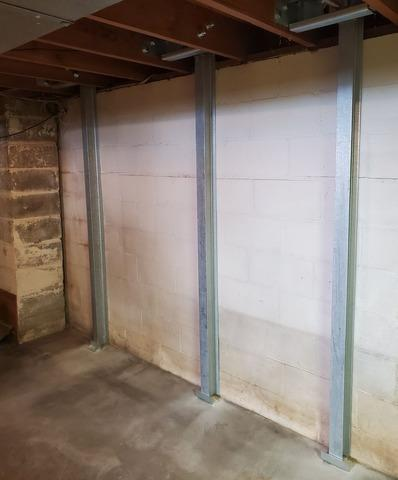 Annual Service Appointment in Laurel, IA Saves Walls from Failure