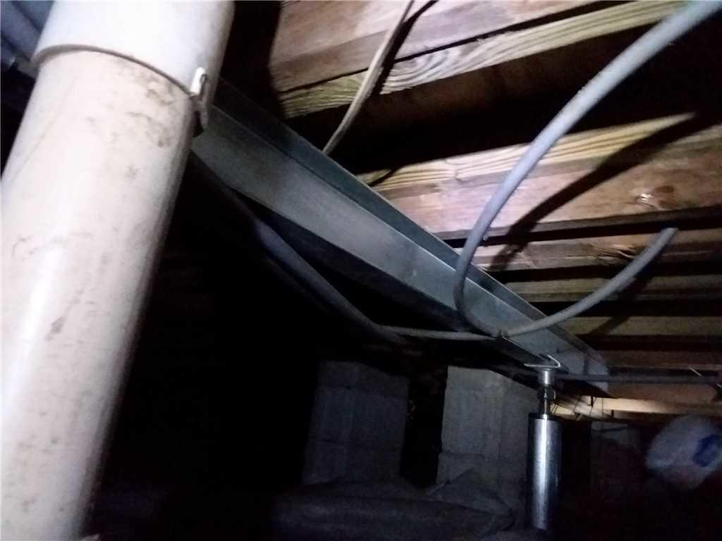 SmartJacks Lift Sagging Floor in Goose Creek, SC - After Photo