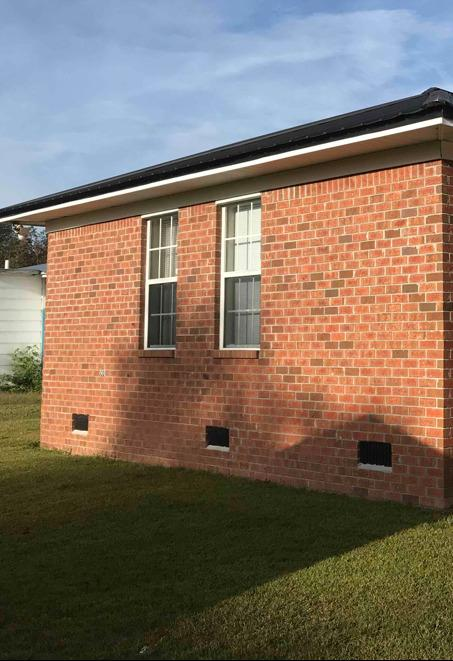 Piering in Holly Hill, SC - Before Photo
