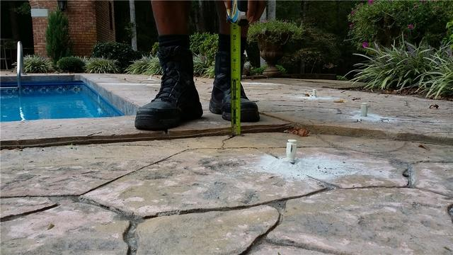Pool Deck Repair in Macon, GA