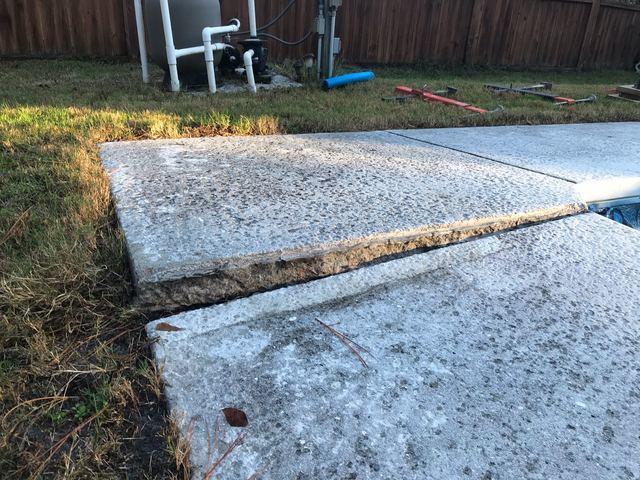 Pool Deck Repair in Rincon, GA