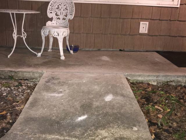 Sidewalk repair in Brunswick, GA