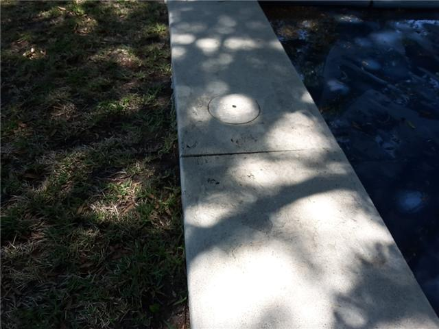 Tripping Hazard in Awendaw, SC Fixed! - Before Photo