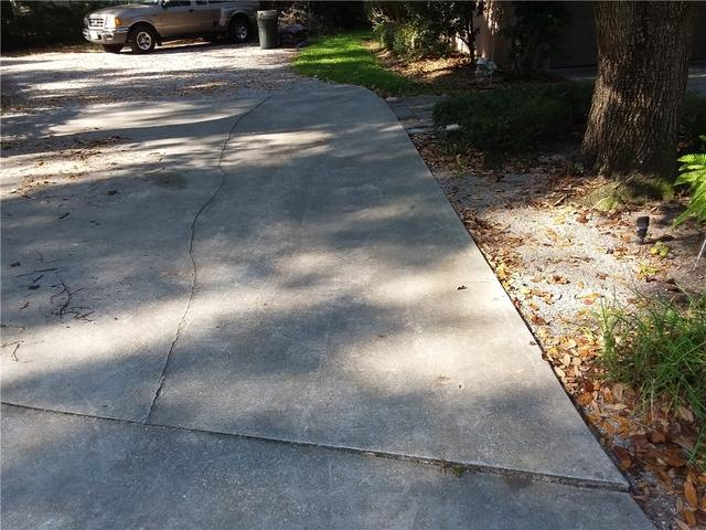 Sinking Concrete and Driveway Cracks Fixed in Hilton Head, SC