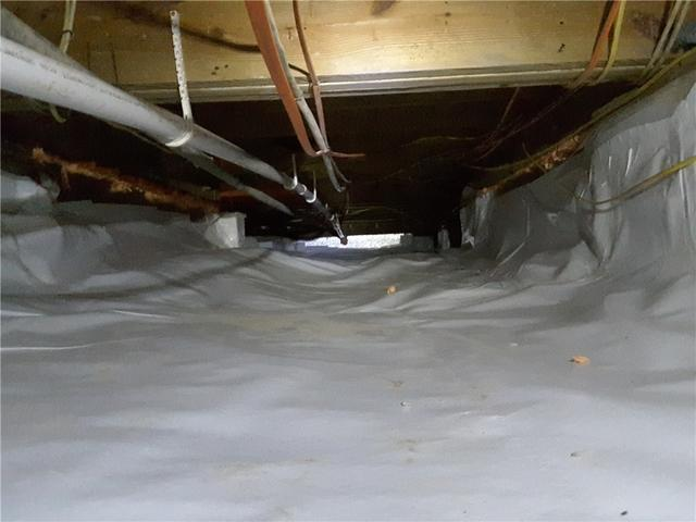Homeowner Encapsulates Crawl Space Before Selling Home in Okatie, SC