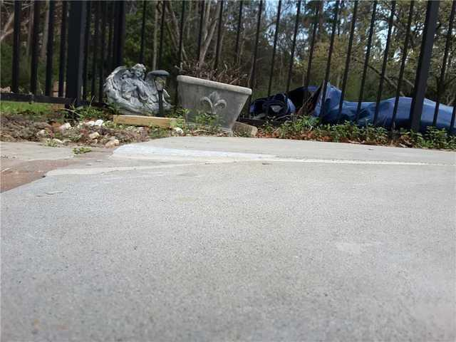 Sinking Pool Deck in Moncks Corner, SC - After Photo