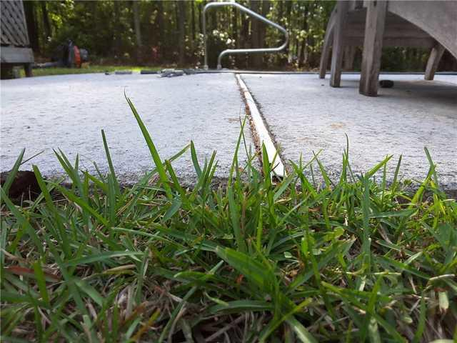 Poolside Tripping Hazard for Summerville, SC Homewoners - After Photo