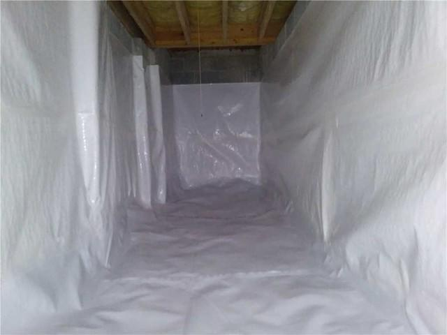 Moist Crawl Space in Milledgeville, GA Home