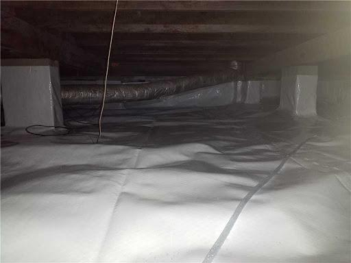 Crawl Space Fixed in Patterson, GA