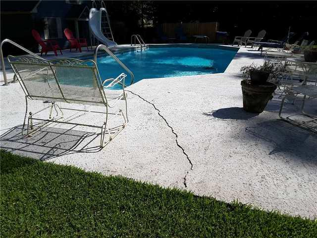 Cracked, Uneven Concrete Leveled in Gray, GA