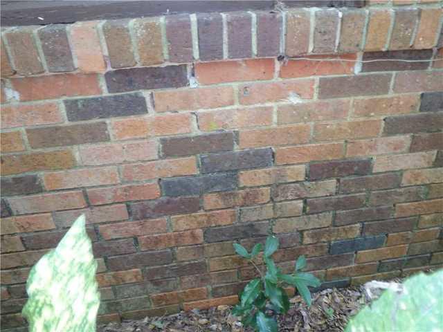 Foundation Stabilized in Macon, GA