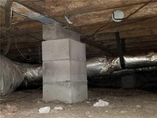 Sagging Floors, Cracked Drywall Fixed in Macon, GA
