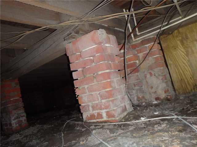 Home Built in 1897, has Foundation Fixed by Lowcountry Basement Systems
