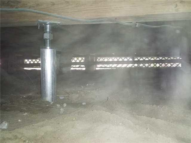Crawl Space Piers Fortified in Savannah, GA With SmartJack System