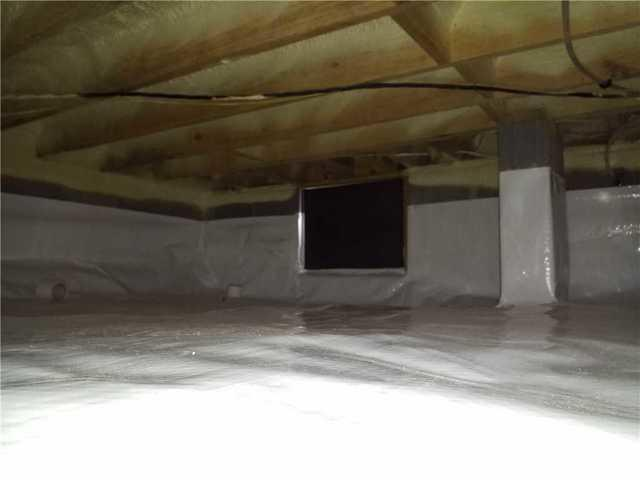Waynesboro, GA Homeowner Encapsulates his Crawl Space to Prevent Problems